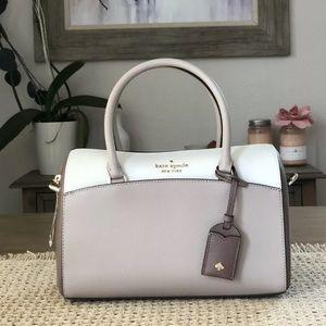 NWT Kate Spade Devyn Medium Duffel Bag satchel